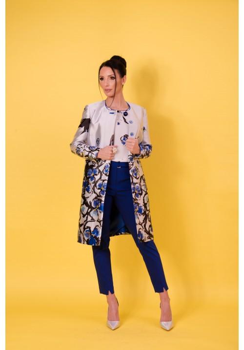 Манто W03211 Блуза S09211 Панталон Z02211