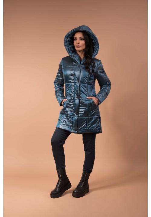 Палто тип - шуба W16212